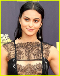 Camila Mendes Offered a Glimpse At Her One & Only Tattoo