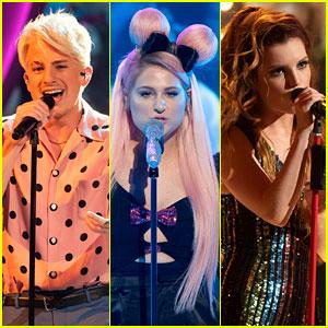 Charlie Puth, Meghan Trainor, & Echosmith Perform at Radio Disney Music Awards 2018! (Video)