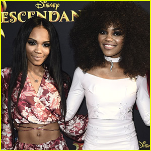 China McClain Gets Matching 'Siamese Twin' Tattoo With Sister Lauryn