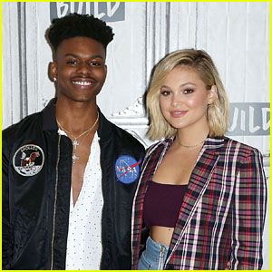Olivia Holt & Aubrey Joseph Open Up About Addressing Real Life Issues on 'Cloak & Dagger'!