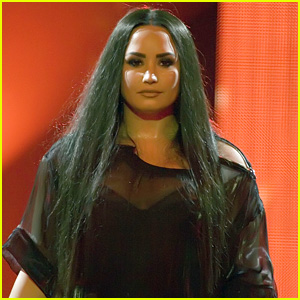 Demi Lovato Returns to the Stage for Tour Stop in Scotland!