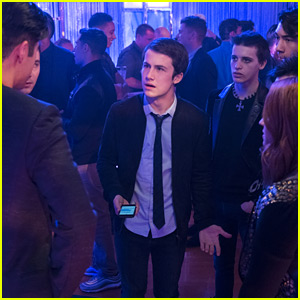 Dylan Minnette Talks Clay's Rash Decision With School Shooting Storyline in '13 Reasons Why'