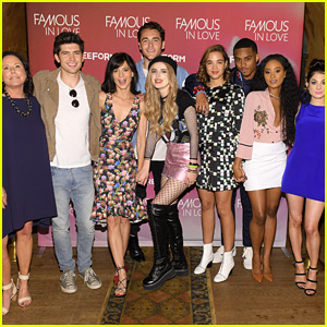 'Famous In Love' Cancelled After Two Seasons on Freeform (Report)