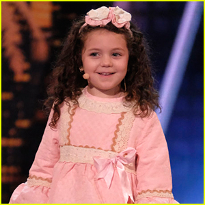 Five-Year-Old Sophie Steals the Show with 'America's Got Talent' Audition - Watch!