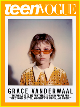 Grace VanderWaal Talks About Getting Used to Life After 'America's Got Talent'