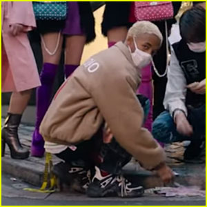 Jaden Smith Explores Tokyo in 'Ghost' Music Video - Watch Now!