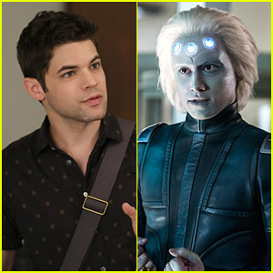 Jesse Rath aka Brainiac-5 Upped To Series Regular on 'Supergirl'; Jeremy Jordan To Recur in Season 4