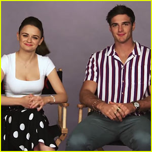 Joey King & Jacob Elordi Compare American & Australian Words