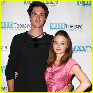 Joey King Surprises Boyfriend Jacob Elordi On Set of His New Movie