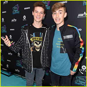 Johnny Orlando & Hayden Summerall Team Up at YOU Summer Festival 2018!