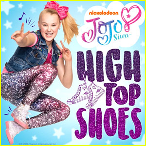 JoJo Siwa: 'High Top Shoes' Stream & Download!