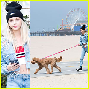 Jordyn Jones Thanks Fans For Sticking By Her Side 'Through Everything' After Break Up