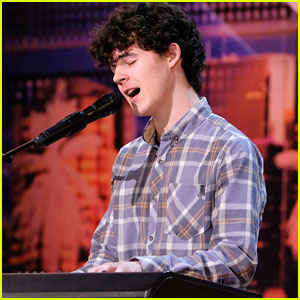 Joseph O'Brien Wows with 'Hello' on 'AGT,' Talks About Being Single