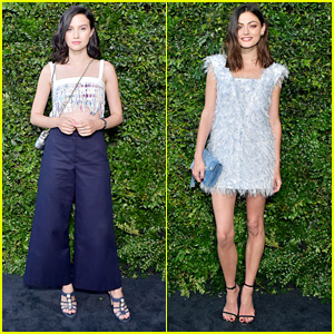 Phoebe Tonkin & Julia Goldani Telles Celebrate The Oceans With Chanel & NRDC