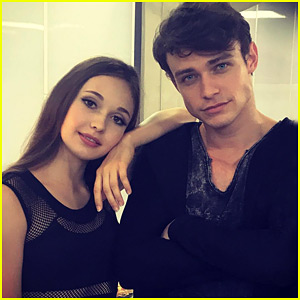 Juliet Doherty Reveals She Makes Out With 'High Strung' Co-star Thomas Doherty For a Long Time In The Movie