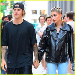 Justin Bieber Enjoys a NYC Date Night with Hailey Baldwin!