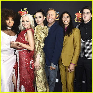 Kenny Ortega Keeps The Yawn Jar Going on 'Descendants 3'