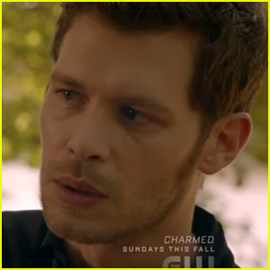 Klaus Calls Hayley 'Little Wolf' Before Her Funeral on 'The Originals' - Watch The Scene