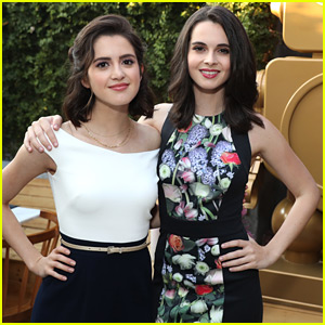 Laura & Vanessa Marano Open Up On The Importance of 'Saving Zoe' & It's Difficult Subject