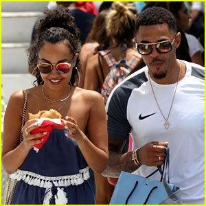Leigh-Anne Pinnock & Boyfriend Andre Gray Enjoy Mykonos Vacation!