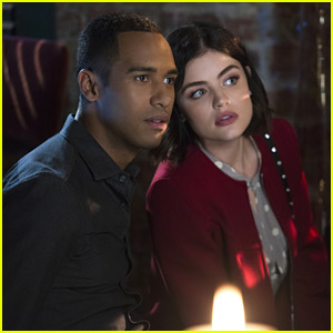 Life Sentence's Series Finale Airs Tonight & Stars Lucy Hale & Elliot Knight Are Hitting Us in All The Feels About iI