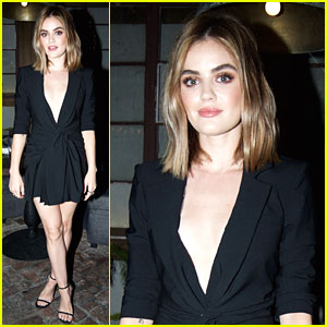 Lucy Hale Says 'Life Sentence' Helped Her Rediscover Her Love For Acting