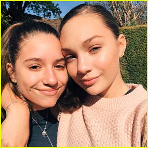 Maddie Ziegler Admits That Her Younger Sister Mackenzie Steals Her Clothes