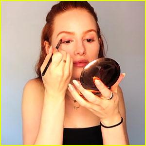 Madelaine Petsch Shares Updated Summer Look Makeup Tutorial