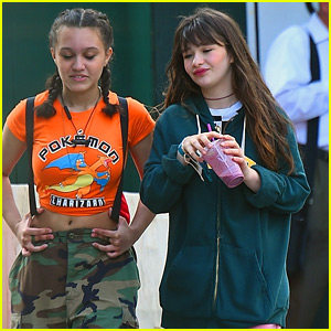 Malina Weissman On Working With Well Known Actors on 'Unfortunate': 'It's All Been Incredible'