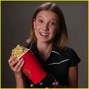 Millie Bobby Brown Sends Support to Bullying Victims at MTV Movie & TV Awards 2018 (Video)