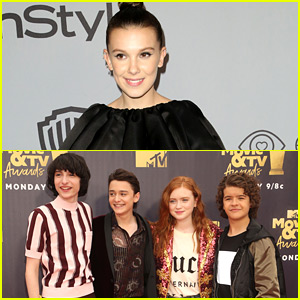 Millie Bobby Brown's 'Stranger Things' Co-Stars Explain Just How She Split Her Kneecap