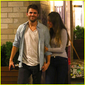 Paul Wesley Enjoys a Dinner Date With a Mystery Woman in NYC!