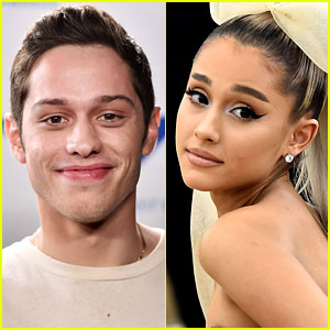 Ariana Grande's New Boyfriend Pete Davidson Gets Two Tattoos for Her!