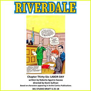 'Riverdale' Season 3 Officially Begins Production, Creator Roberto Aguirre-Sacasa Reveals