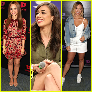 Colleen Ballinger, Alisha Marie, Rosanna Pansino & More Step Out for Vidcon 2018