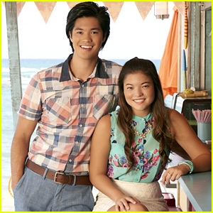 Ross Butler Shares Cute Pic with First On-Screen Love Interest Piper Curda