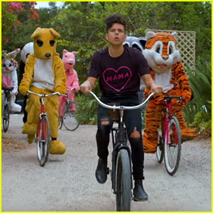 Rudy Mancuso Rides With An Animal Brigade in His 'Mama' Video - Watch Now!