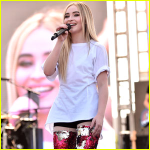 Sabrina Carpenter Debuts New Song 'Almost Love' at Wango Tango 2018 - Watch Now!