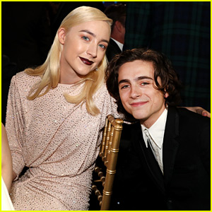 Saoirse Ronan & Timothee Chalamet To Reunite For 'Little Women' Big Screen Adaption