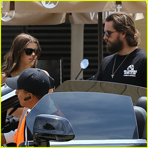 Sofia Richie Is Still Dating Scott Disick - See New Pics!