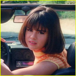 Watch Selena Gomez's Retro Music Video for 'Back to You'!