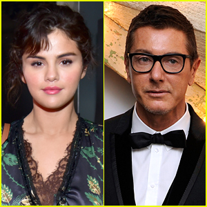 Selena Gomez Gets Called 'Ugly' by Italian Designer Stefano Gabbana - And Fan are Not Happy