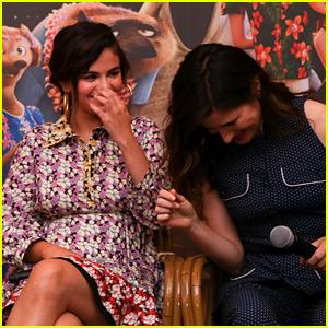 Selena Gomez Reveals The Best Part of Making The 'Hotel Transylvania' Films