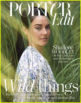 Shailene Woodley Never Wanted to Be on Magazine Covers as a Child - Here's Why!