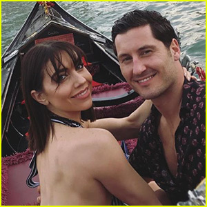 Val Chmerkovskiy Reveals Why He Chose To Propose to Jenna Johnson in Venice
