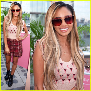 Riverdale's Vanessa Morgan Loves Playing a Bisexual Character on Television