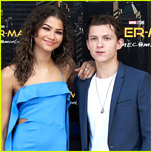 Zendaya Shares Light Saber Fail Video for Tom Holland's Birthday