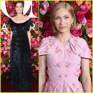 Zoey Deutch Goes Glam for Tony Awards 2018!