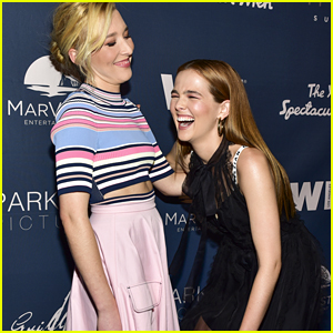 Zoey Deutch & Sister Madelyn Turn the 'Year of Spectacular Men' Premiere Into a Fun Family Event!