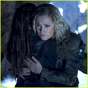 Clarke May or May Not Forgive Bellamy On 'The 100's Two-Part Finale